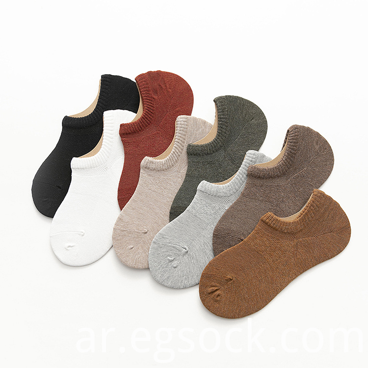 antislip women invisible socks