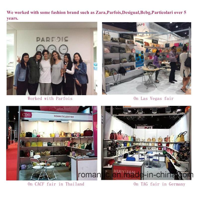 Trendy Designer Fashion Ladies PU Embroderied Briefcase (NMDK-042607)