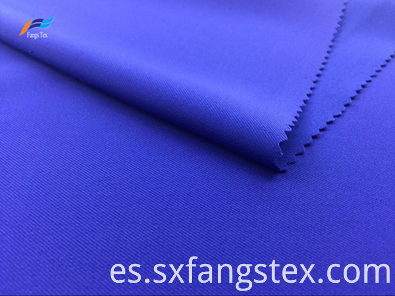 Dyed 100% Polyester Marvijet French Twill PD Fabric 1
