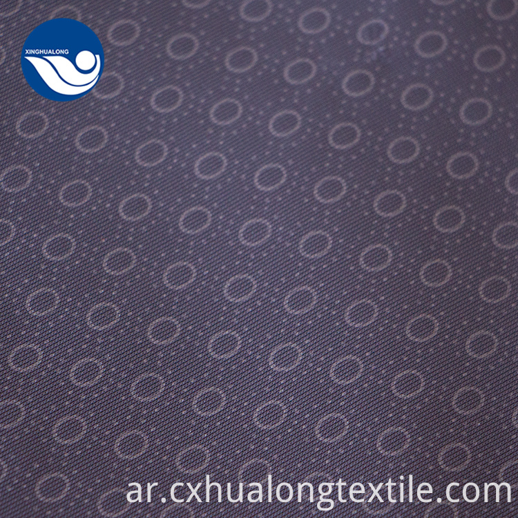 tricot soft embossed fabric