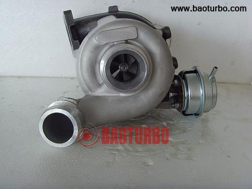 Gt2052V/454205-5006 Turbocharger for Volkswagen