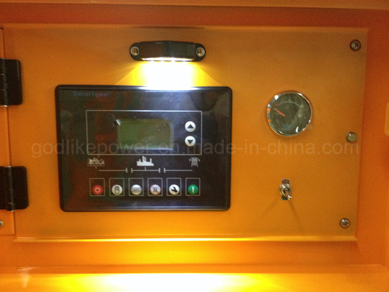 Best Price and Quality Silent 15kVA Generator (YD480D) (GDYD15*S)