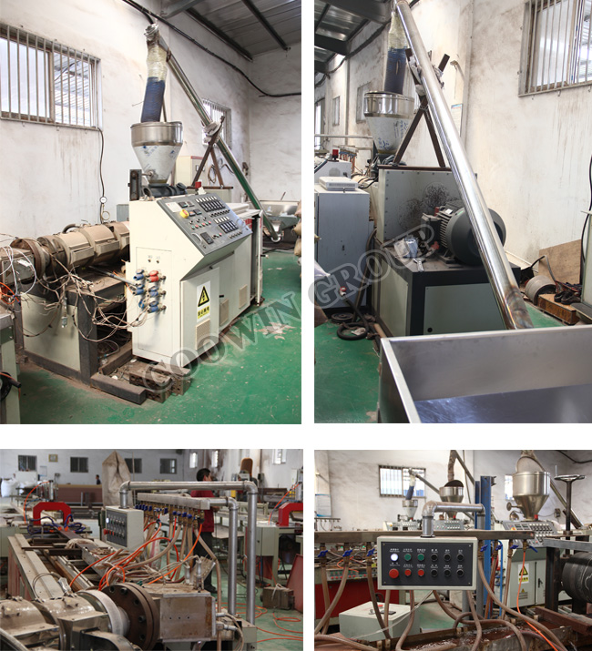 High Density Multi-Layer Extrusion WPC Board Production Line
