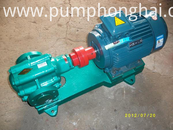 ZYB135gear oil pump: