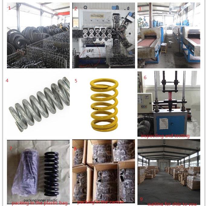 Long Arm Double Twist Torsion Spring for Farm Machines