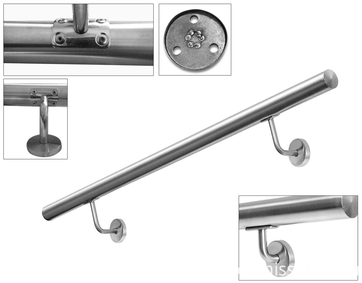 Indoor Stainless Steel Removable Escalator Handrail