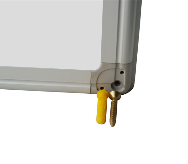 Enamel Porcelain Steel Surface Magnetic White Board for Sale