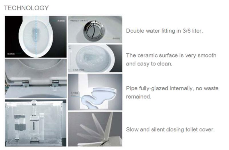 Rectangular Thin Edge Countertop Dining Room Wash Basin
