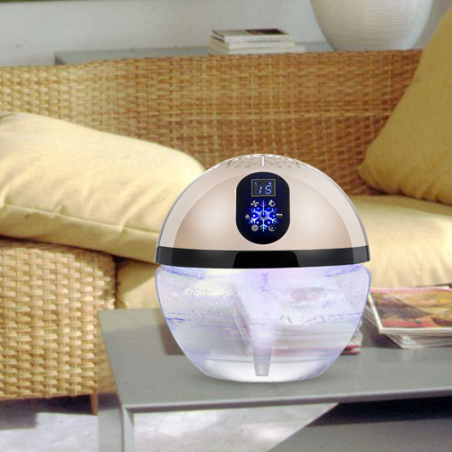 Ce/RoHS Certified Mini Water Based Air Purifier