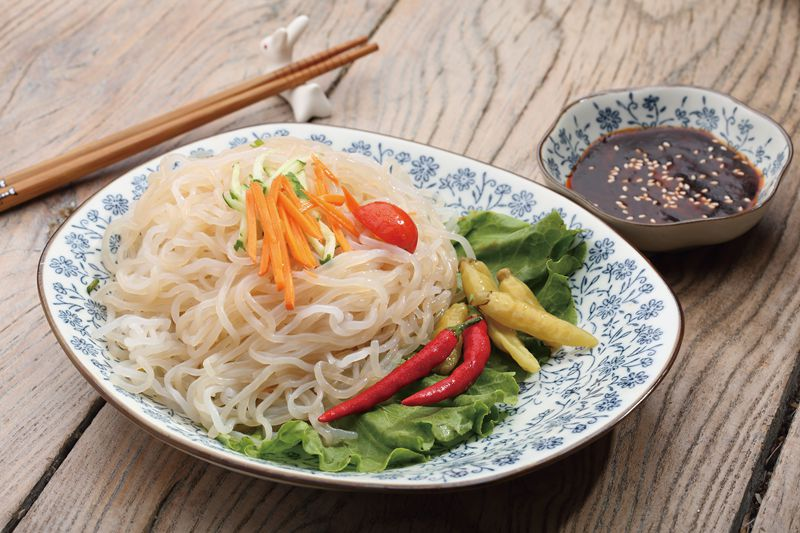 Instant Noodles with 2 Minutes Ready for Weight Loss