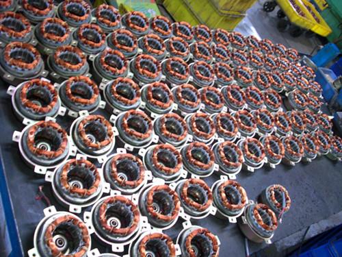 Industrial Exhaust Fan/100% Copper /CB Standard