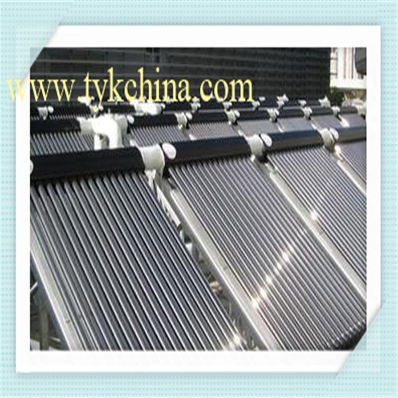 Evacuated Tube Solar Collectors Heat Pipe