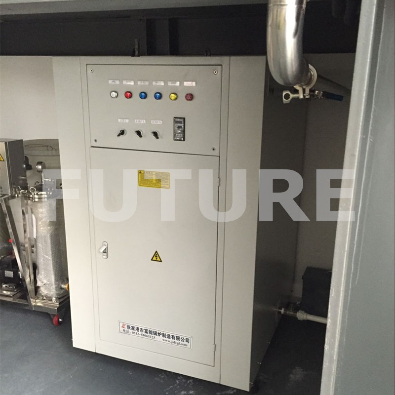 Top Level Electric Steam Boiler of Ldr Series