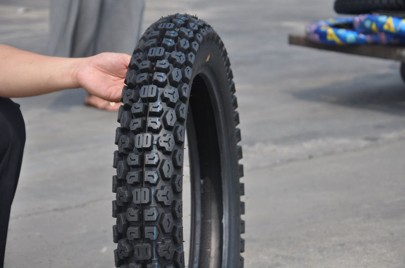 60% Rubber High Quality off-Road Motorcycle Tyre 90/100-21 Only Sell USD11.18