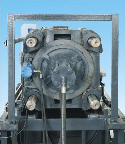 760 Ton Plastic Injection Machine
