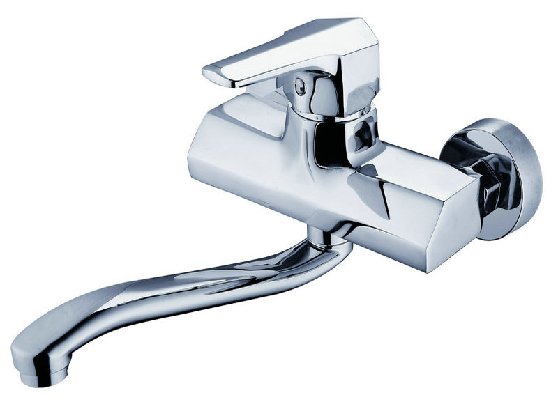 Series Bathroom Faucets with Bathtub Shower and Kitchen