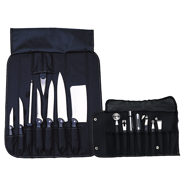 Fashion Durable Hot Selling Kitchen Knife Roll Bag for Chef