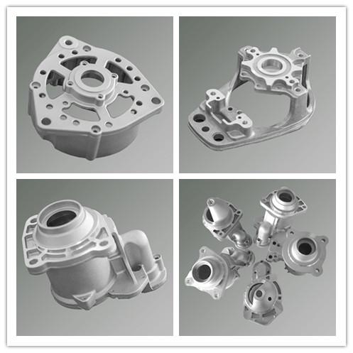 Aluminum Casting Truck Starter Commutator End Shield