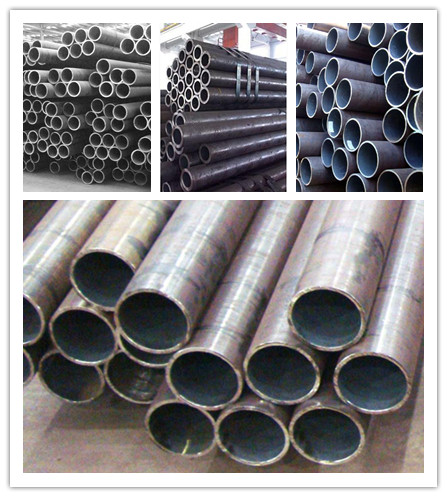 Hot Rolled Smls Alloy Steel Pipe