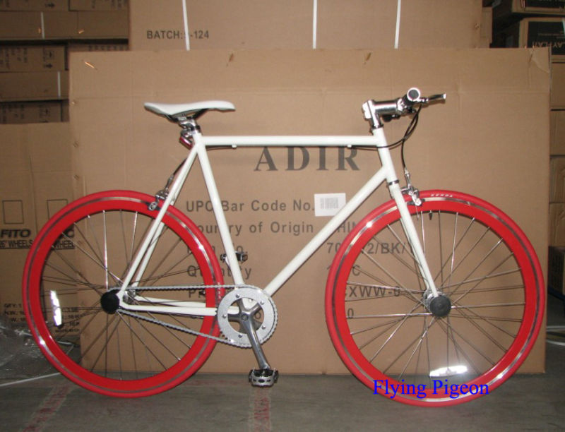 New Model Single Speed 700c Fixie Bicycles (FP-FGB1303)