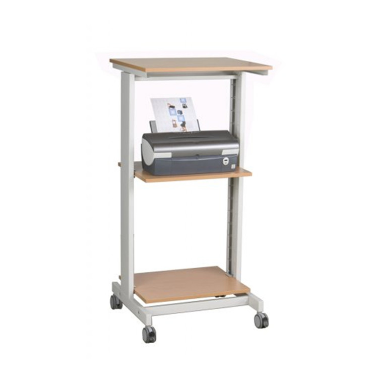 Economic and Reliable Office Table with Good Quality Computer Desk Workstation