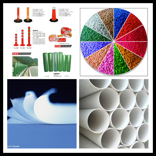 PVC Pipe Used TiO2 with Lower Price