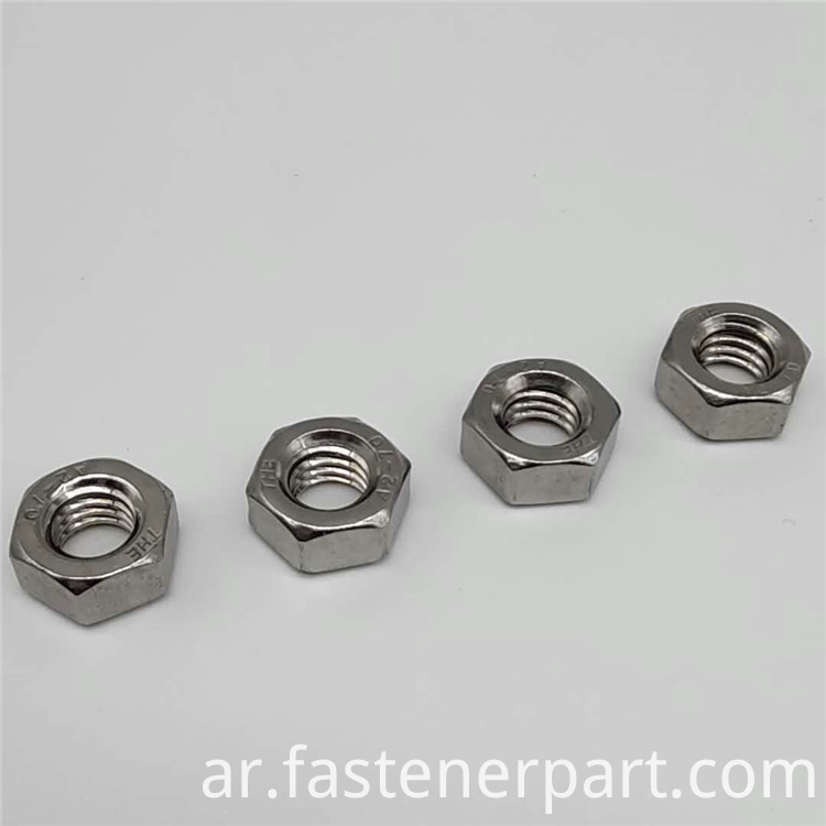 Hexagon Head Bolt Nut Washer
