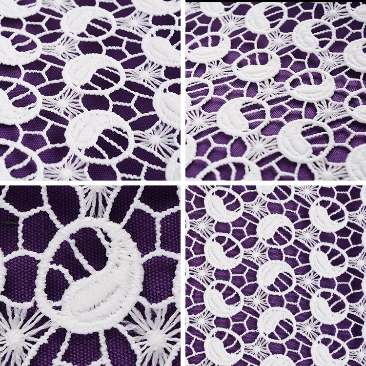 luxury lace fabric