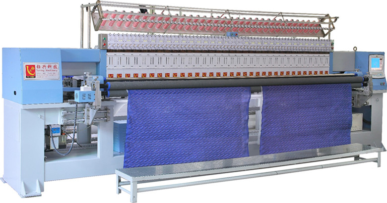 Quilting Embroidery Machine Computerized for Making Shoes, Bags, Quilts