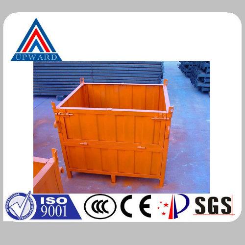 Upward Brand Mesh Container