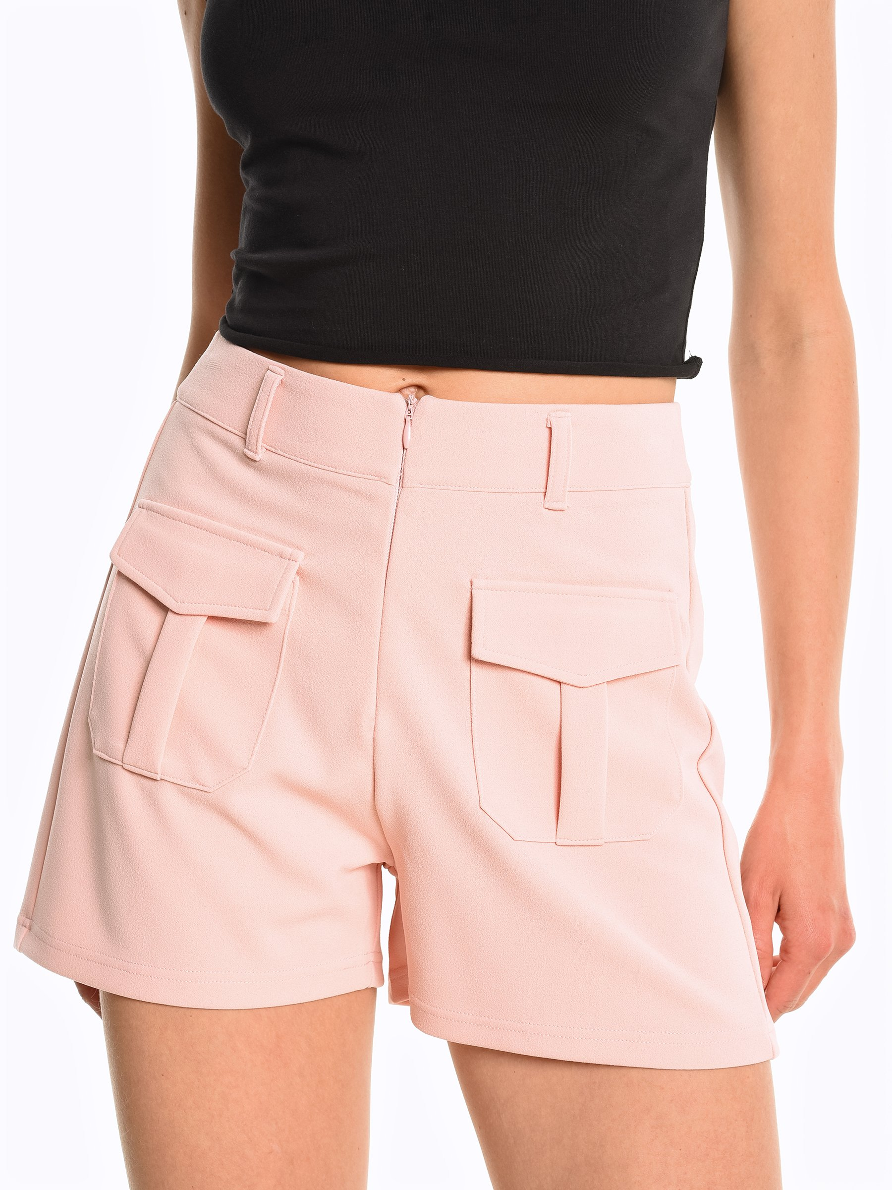 Cotton Fashion Shorts