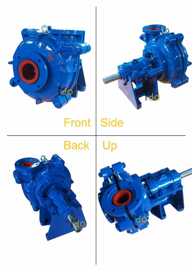 Centrifugal Slurry Pump for Ore Washing Plant