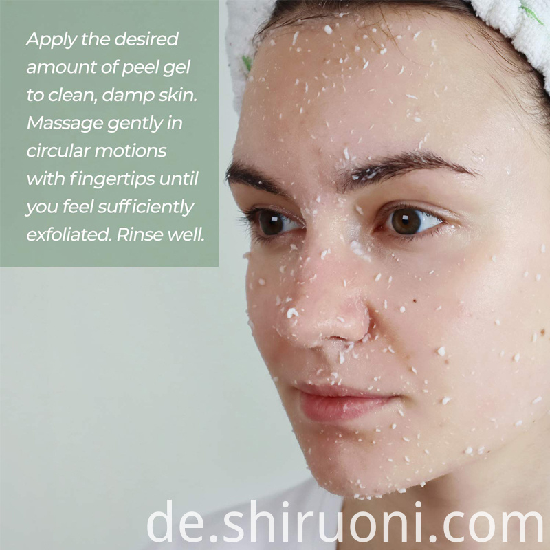 Face Exfoliating Gel