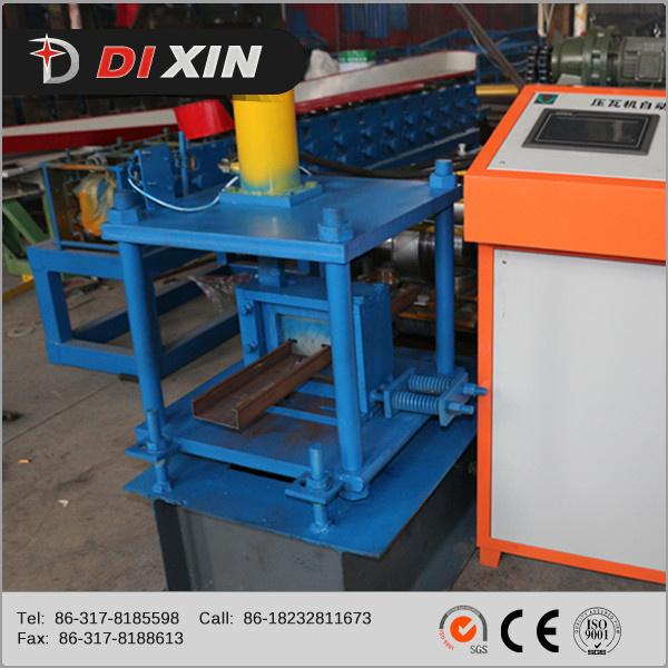 Dx C Purlin Making Machine