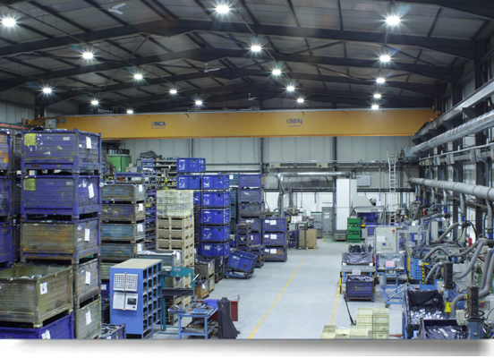 SMD LED High Bay Light 5 Year Warranty