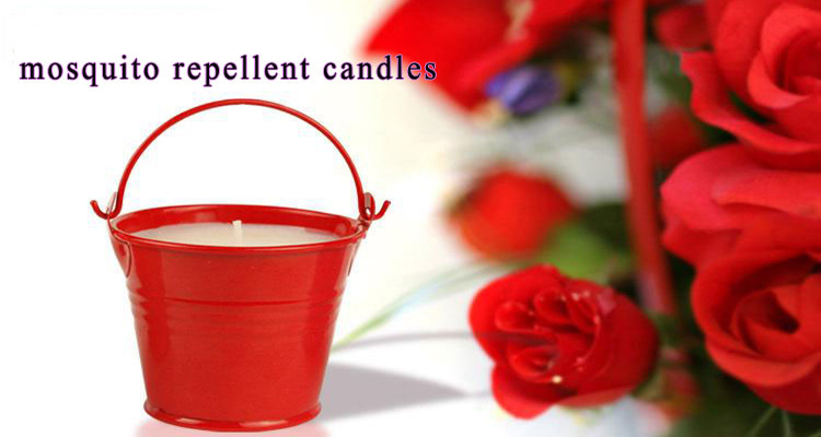 Outdoor Scent Citronella Candles