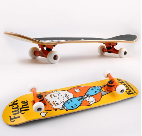 Professional Skateboard with Canadia Maple (YV-3108-3)