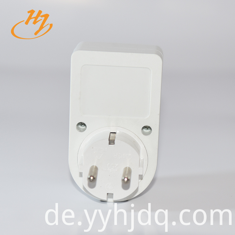 EU Plug 15A-30A Home Voltage Protector