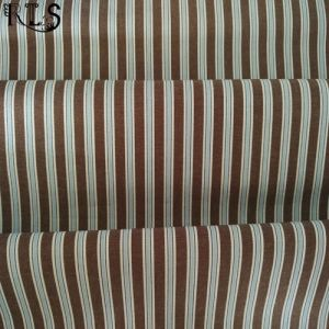 100% Cotton Poplin Yarn Dyed Fabric for Shirts/Dress Rls40-8po