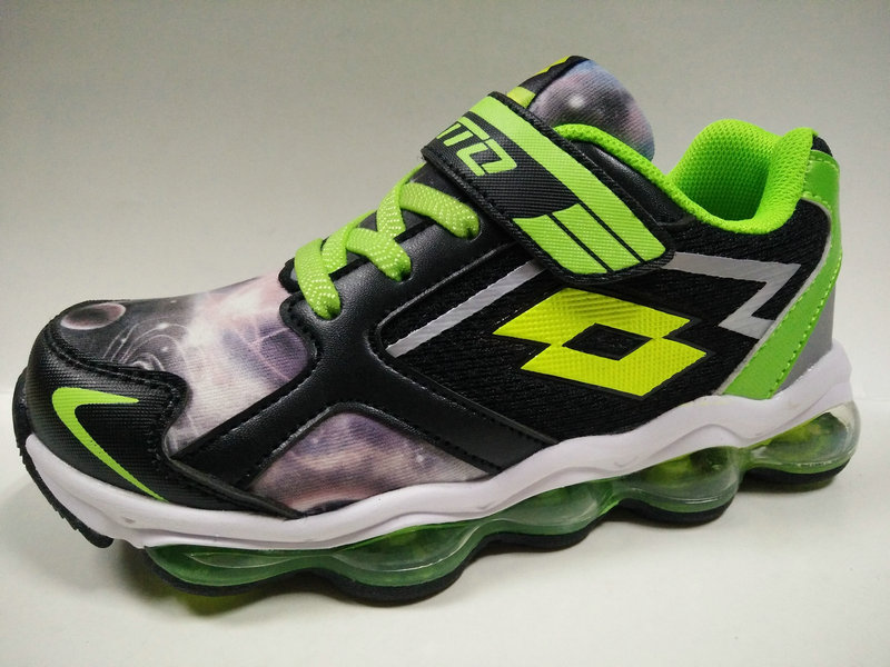 Children's Sports Running Shoes with Air Cushion Outsole