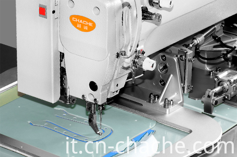 Apparel machinery
