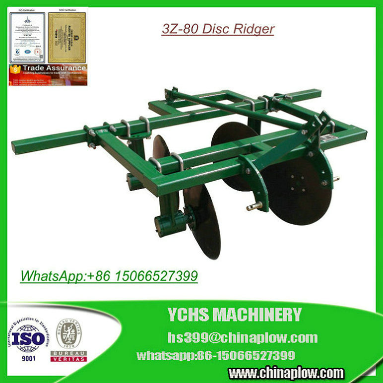 Agriculture Machinery Farm Tractor Disc Ridger