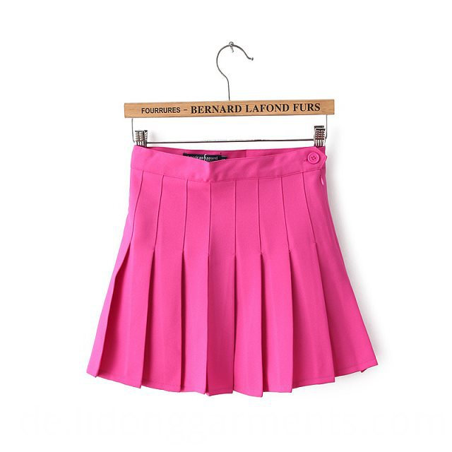 Fashionable Cute Tennis Skirt