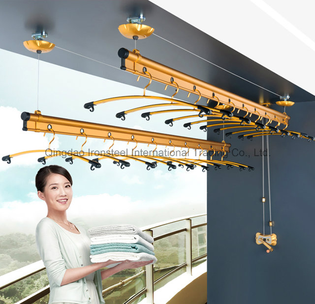 Customized Adjustable Cloth Drying Hanger