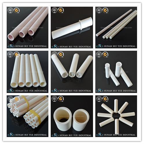 99 Alumina Ceramic Tubes