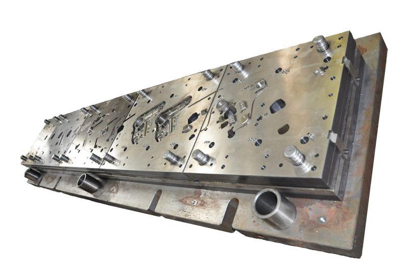 Metal Stamping Appliance Bracket Parts (Hinge1)