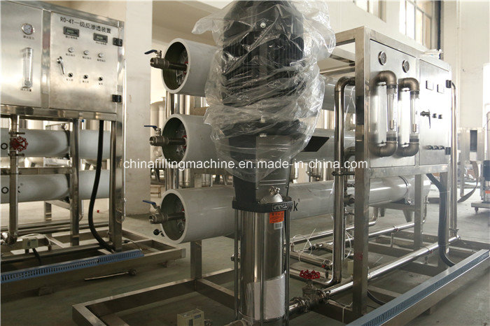 Water Treatment Production Line for New Starter