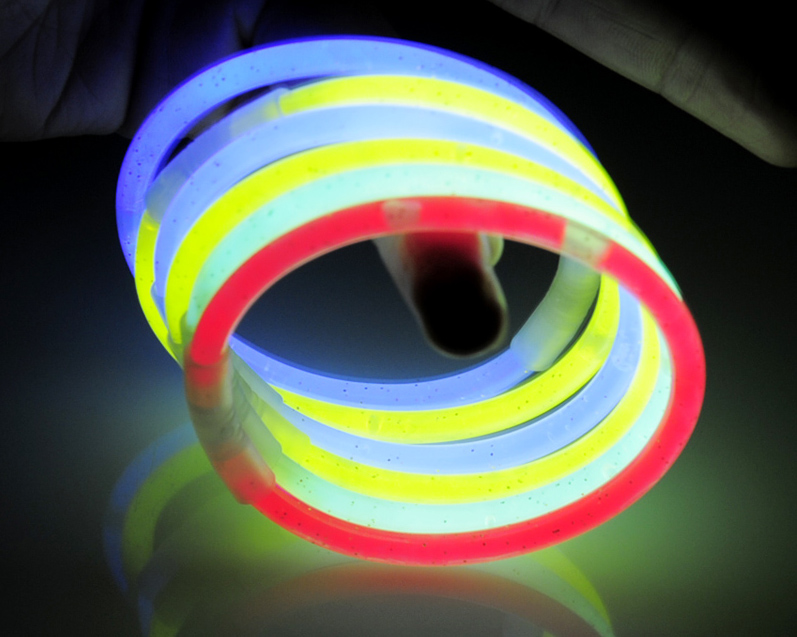 Event & Party Supplies Type and Christmas Occasion Glowsticks Glow Stick Bracelets
