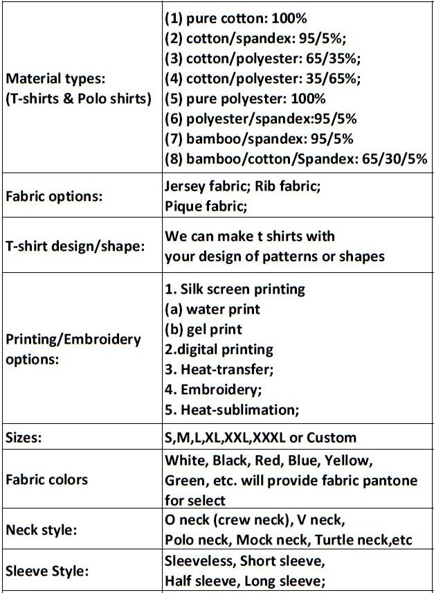 Cheaper Top Quality Wholesale Cotton Custom Fashion Men White T Shirt