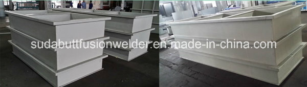 Zw3000 Automatic Plastic Sheet Bending Equipment